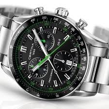 DS-2 Chronograph